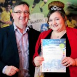 Great achievement - 500 volunteer hours logged through The Saltire Awards!